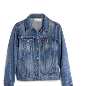 Denim jacket- perfect condition